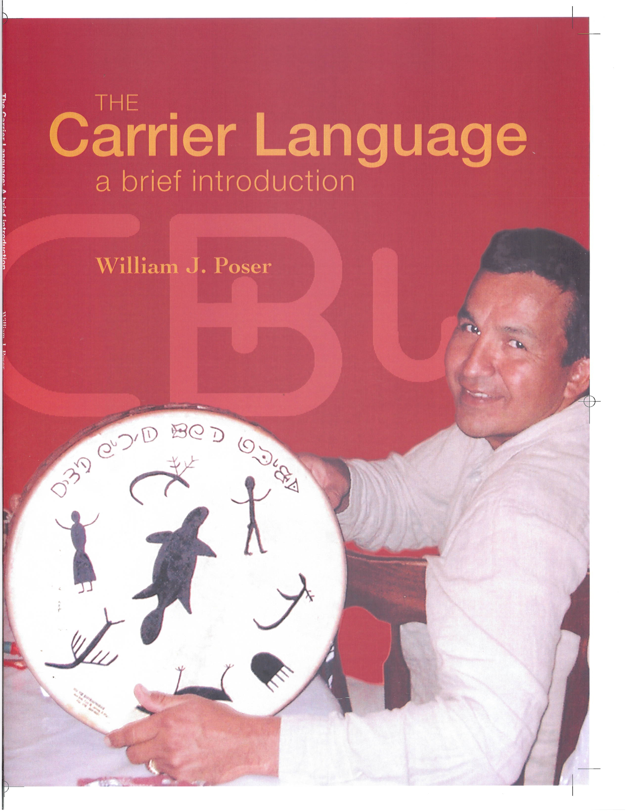 Cover of Book The Carrier Language